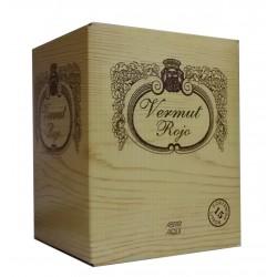 Alvear Vermouth Rojo - 1500 Cl.