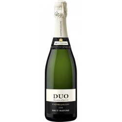 Castellblanch Duo Brut Nature - 75 Cl.