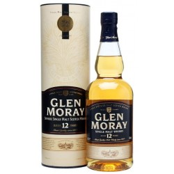 Glen Moray 12 Años - 70 Cl.