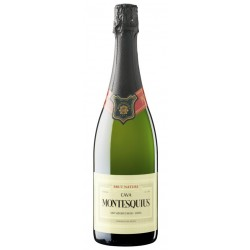 Montesquius Brut Nature - 75 Cl.