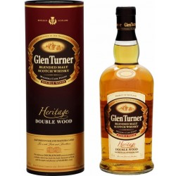 Glen Turner Heritage Single Malt  - 70 Cl.