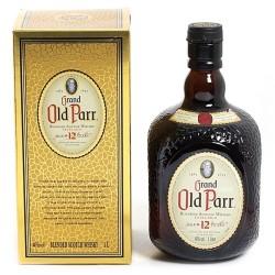 Old Parr 12 Años - 100 Cl.