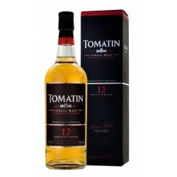 Tomatin 12 Años - 70 Cl.