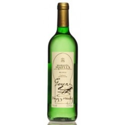 Marques De Maella Blanco - 75 Cl.