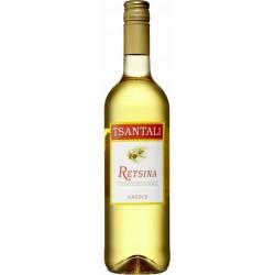 Tsantali Retsina Blanc - 75 Cl.