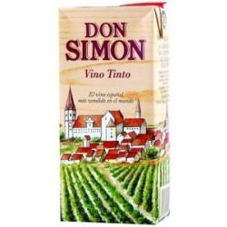Don Simon Tinto Brik Litro - 75 Cl.