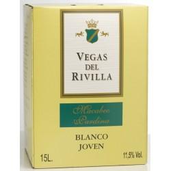 Box Vegas del Rivilla Blanco 15 litros