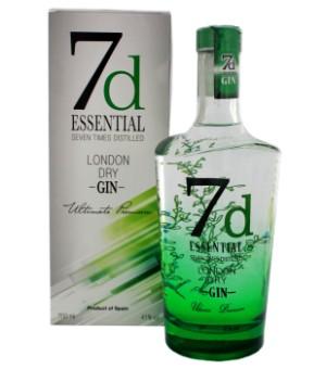Gin 7d Essential  - 70 Cl.