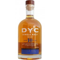 Dyc Single Malt 10 Años - 70 Cl.