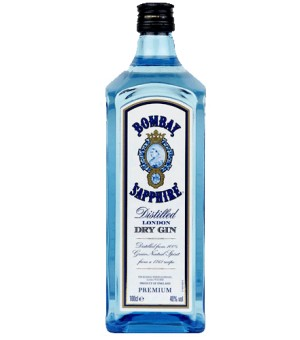 Gin Bombay Sapphire  - 70 Cl.