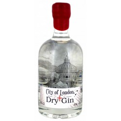Gin City Of London - 70 Cl.
