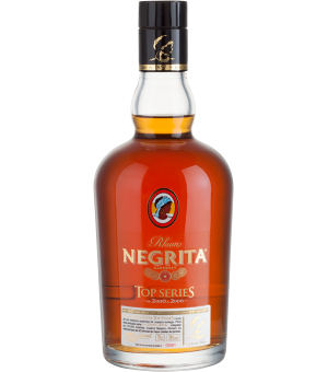 Ron Negrita Top Series - 70 Cl.