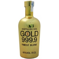 Gin Gold 999.9  - 70 Cl.