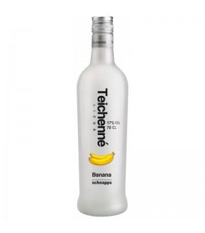 Teichenne Banana Schnapps  - 70 Cl.