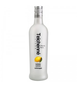 Teichenne Limon Schnapps  - 70 Cl.
