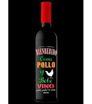 Bienbebido Pollo - 75 Cl.