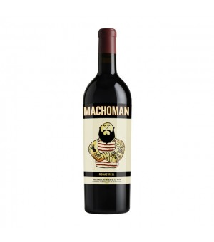 Mmm-Macho Man Monastrell - 75 Cl.