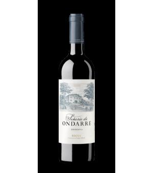 Señorio Ondarre Reserva - 75 Cl.