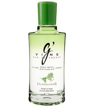 Gin G-Vigne  Floraison - 70 Cl.