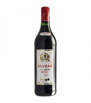 Alvear Negro Vermouth - 70 Cl.