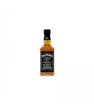 Petaca Jack Daniel's 35 cl. (Caja 12 unid.)