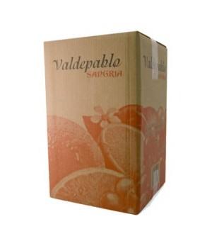 VALDEPABLO ROJO BAG IN BOX 10 L. VERMUT