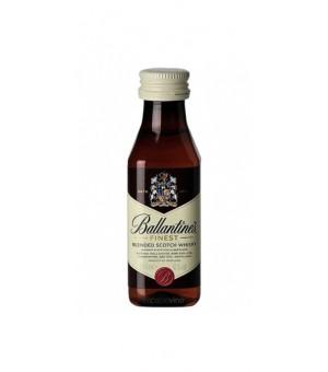 Miniatura Ballantine's   5 cl. (Caja 12)