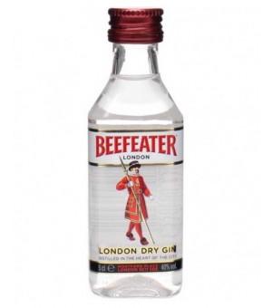 Miniatura Gin Beefeater 5 cl. (Caja 12)