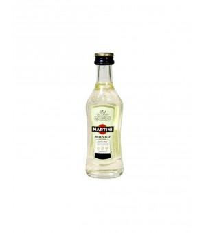 Miniatura Martini Blanco  5 cl. (Caja 48)