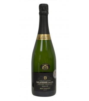 Champagne Delavenne Brut Tradition (Souplesse & Fruité )
