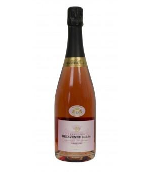 Champagne Delavenne Brut Rosé