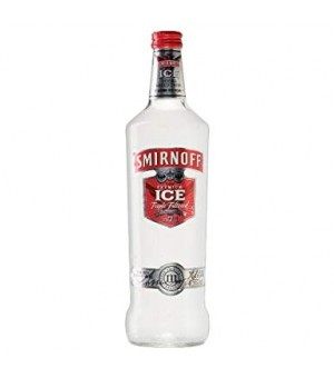 Voda Smirnoff Ice  75 cl.