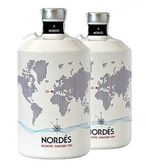 Promoción 3 Ginebra Nordés + 1 de Regalo + Portes Gratis