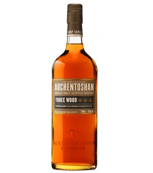 Auchentoshan Three Wood Malt