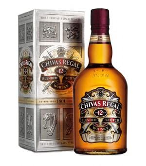 Chivas 12 Años - 200 Cl.