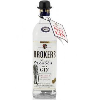 Gin Broker's - 70 Cl.
