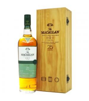 Macallan 25 Años