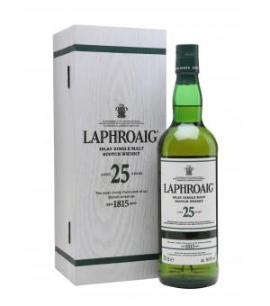 Laphroaig 25yo Cask