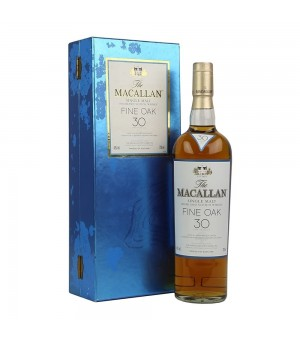 Macallan 18yo  Triple Cask