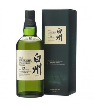 Hakushu 12 años Whisky Japonés
