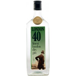 Gin London 40 - 70 Cl.