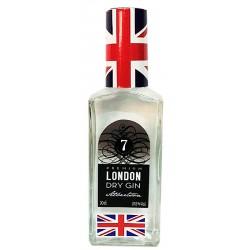 Gin London Dry Albertson - 70 Cl.