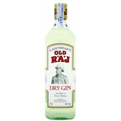 Gin Old Raj Rojo - 70 Cl.