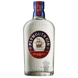 Gin Plymouth Navy  - 70 Cl.