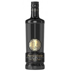 Gin Puerto Indias Black Edition - 70 Cl.
