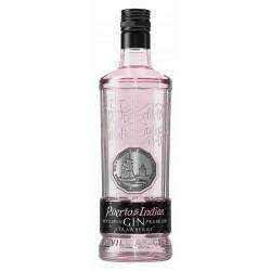 Gin Puerto Indias Fresa - 70 Cl.