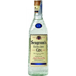 Gin Seagram's  - 70 Cl.