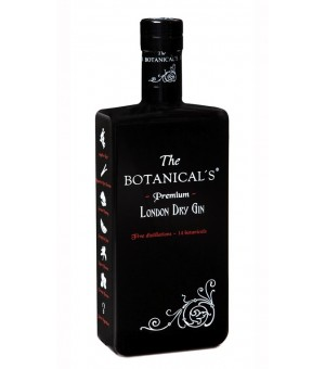 Gin The Botanical's  - 70 Cl.