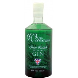 Gin William Chase Extra Dry  - 70 Cl.