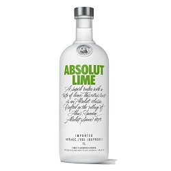 Absolut Lime  - 100 Cl.